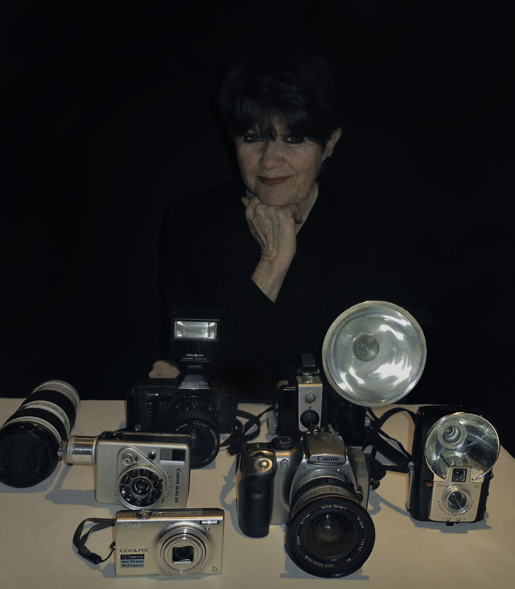 My Lens and Eye - Judy Mullan -